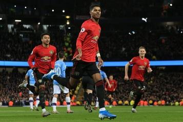 Manchester United renverse City et ses rêves de titre