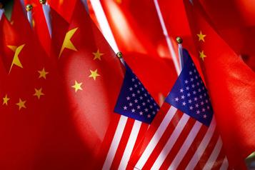La tension Pékin-Washington angoisse les entreprises américaines)
