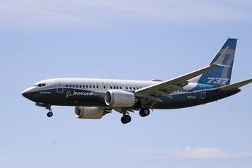Crise du 737 MAX: le C.A. de Boeing poursuivi en justice )