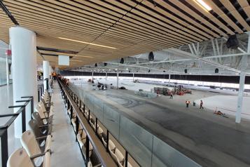 Le Centre de glaces de Québec ouvrira ses portes à la fin août)