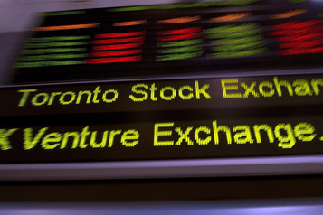 La Bourse de Toronto en correction, Wall Street voit rouge