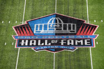 NFL: le match du Temple de la renommée est annulé)