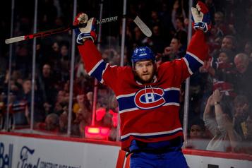 Canadien-Flyers: Joel Armia est de retour