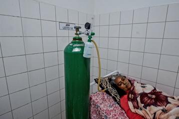 COVID-19 L'Équateur interdit toute exportation d'oxygène médical)