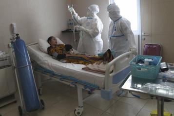 Bilan de la pandémie Plus de 4190000 morts dans le monde)