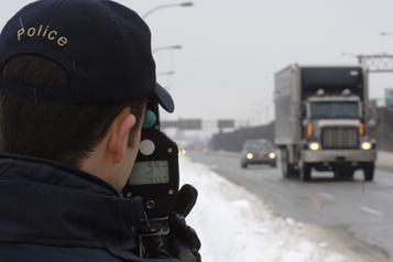 Excès de vitesse: un conducteur de 18 ans écope d'une amende bien salée