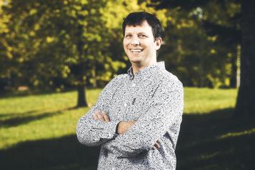 Notre équipe Pascal Gill, directeur développement back-end pour Nuglif)