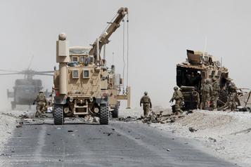 Des talibans récompensés par la Russie pour tuer des soldats occidentaux)