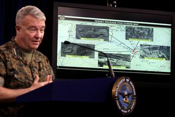 Six hommes tués par sa riposte en Irak, l'armée américaine parle d'un succès