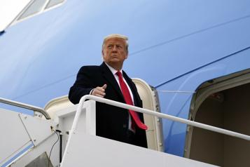 Destitution de Donald Trump Début du procès au Sénat dans la deuxième semaine defévrier)
