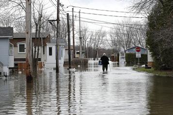 Des zones inondables cartographiées avec plus de précision )