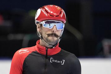 Courte piste: Steven Dubois est triple médaillé d'argent à Montréal