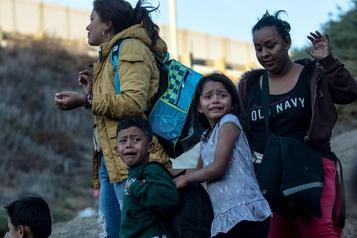 Les enfants migrants isolés reviennent à l'avant-plan durant la campagne présidentielle)