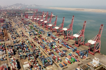 Fort rebond du PIB attendu en Chine)