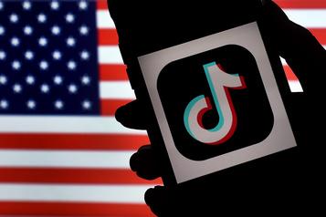 Interdiction de téléchargement Le suspense continue pour TikTok aux États-Unis)