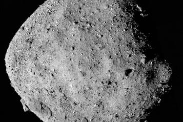 Astronomie: l'Agence spatiale canadienne aide à croquer un astéroïde