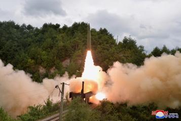 Corée du Nord Le Conseil de sécurité «préoccupé» par «une menace majeure»)