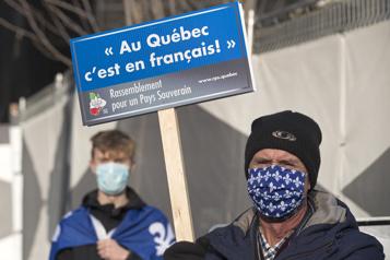Travailler en français, le nouveau défi des Québécois)