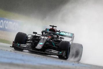 Lewis Hamilton partira premier au GrandPrix de Styrie)