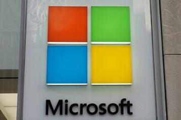 Microsoft dépasse les 2000milliards de dollars à la Bourse de NewYork)