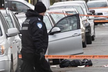 Meurtre dans Villeray Le présumé chauffeur du tireur arrêté)