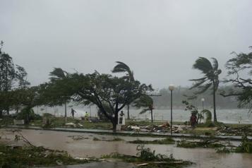 Vanuatu veut porter la crise climatique devant la Cour internationale de justice)