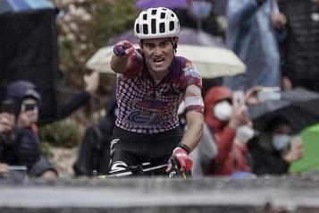 Giro d'Italie Première victoire sur un Grand Tour pour Ruben Guerreiro)