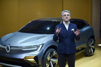 Renault Une nouvelle Mégane chez Renault pour une deuxième génération électrique)