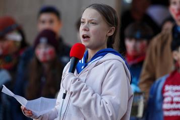 Greta Thunberg est en route vers l'Alberta