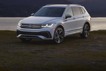 Au tour du Volkswagen Tiguan d'adopter le rouage intégral de série