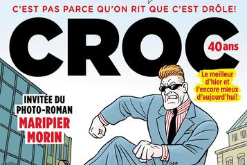 Une expo sur Croc à Montréal
