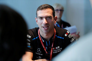 F1: le Montréalais Nicholas Latifi chez Williams en 2020