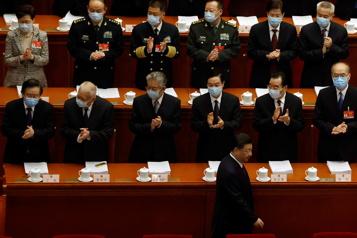 Pékin s'octroie un droit de veto sur les élections à HongKong)