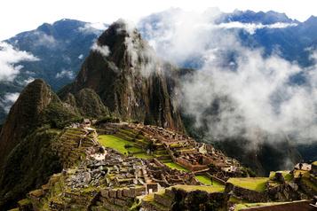 Nouvel aéroport: le Pérou s'engage à respecter le Machu Picchu