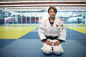 Judo Canada Conquérir le monde, puis Tokyo)