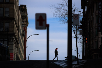 Les Montréalais s'approprient leurs rues, deux mètres à la fois