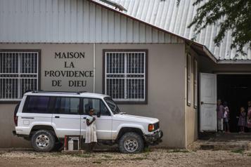 Haïti  Un Canadien faitpartie desmissionnaires enlevés