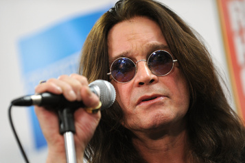 Ozzy Osbourne atteint de la maladie de Parkinson