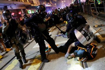 Des experts de l'ONU dénoncent la répression des libertés en Chine)