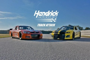 Une écurie de NASCAR vous donne la chance de posséder un bolide de course