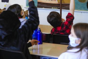 La COVID-19 chez les enfants montréalais)