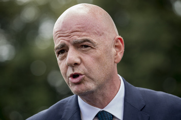 FIFA : accusations criminelles contre Gianni Infantino)