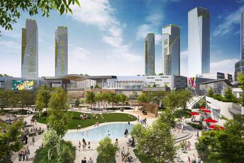 Royalmount 2.0: un nouveau quartier complet