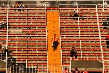 Soccer espagnol: des spectateurs durant la saison2020-2021?)