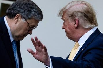 Trump refuse de dire s'il a confiance en son procureur général)
