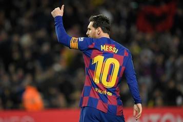 FC Barcelone: Suarez et Vidal pas convoqués pour le premier match amical, Messi bien présent)