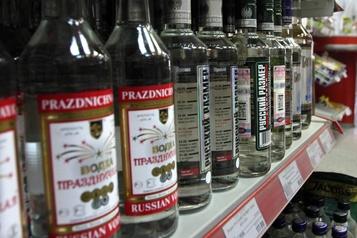 La Russie pourrait faciliter la vente de boissons alcoolisées en ligne