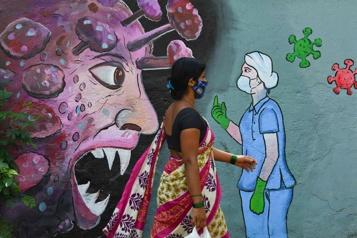 COVID-19 Bombay sur le pied de guerre face à une possible troisième vague)