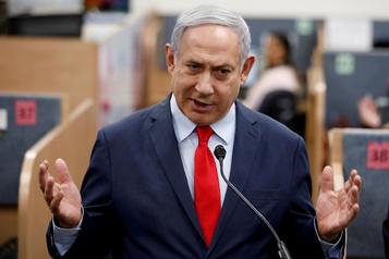Israël: Benyamin Nétanyahou en quarantaine préventive