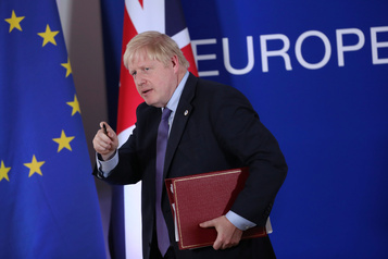 Brexit : Johnson défend son accord avant un vote historique